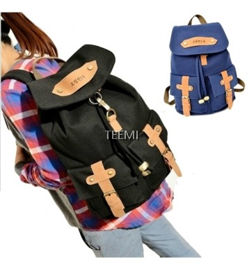 Korean Style Casual Backpack Student Bag