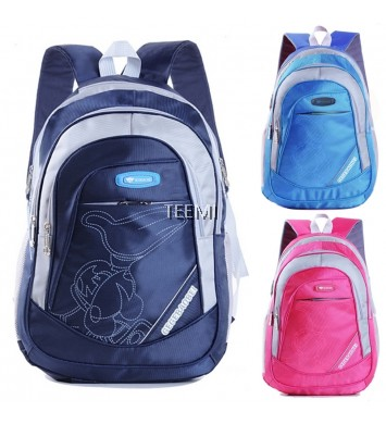 Primary Secondary Children Teenager School Bag Backpack