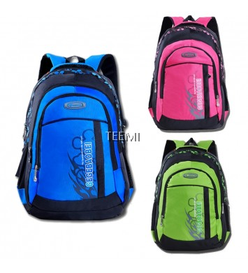 Primary Secondary Nylon Waterproof GegeMickey School Bag Kids Children Boy Girl Backpack