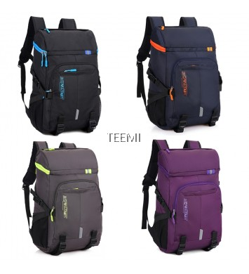 Boya Top Load Travel Backpack Waterproof Multipurpose Laptop Bag Rucksack