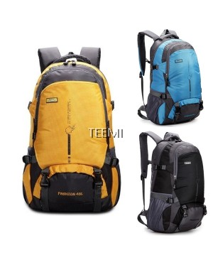45L 18˝ Hiking Backpack - Yellow