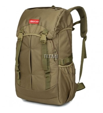 Camouflage 45L Hiking Backpack - Navy Green
