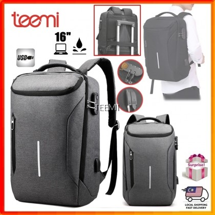 Anti Theft Top Load 15.6 Inch Laptop Backpack
